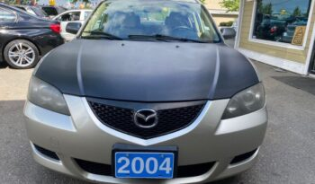 2004 Mazda 3 – 2.0L 4 Cylinder full